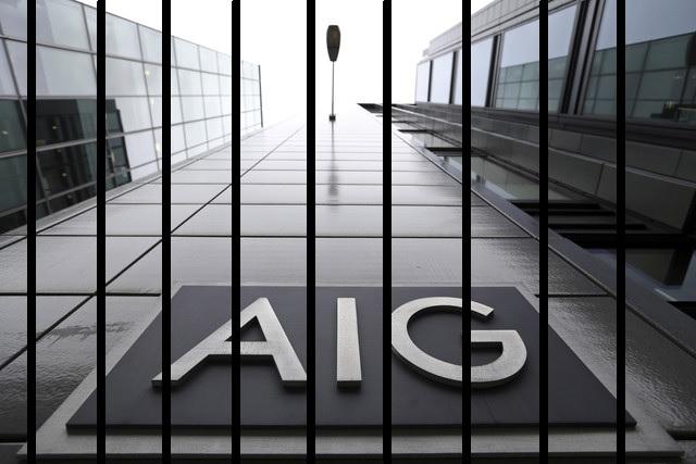 AIG Behind Bars