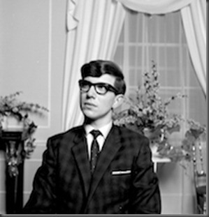 Speaking of sweet sciencey math, here's a picture of a young Stephen Hawking.