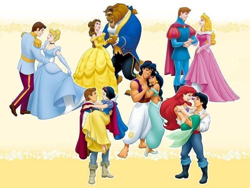 Which is a startling change for Disney princesses.