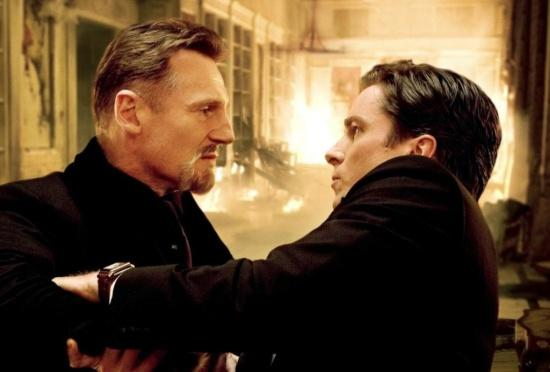 If you thought Batman killed him in Batman Begins, you are dead wrong.