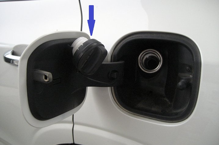 gas-cap-holder
