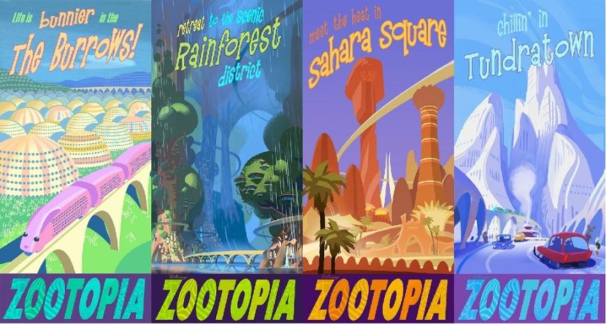 Zootopia-regions